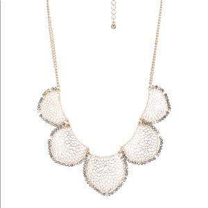 Stitch fix Bancroft Aliza filigree necklace